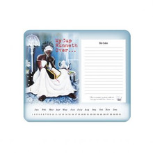 My Cup Runneth Over Memo Mouse Pad--Annie Lee,