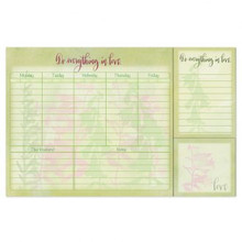 Do Everything in Love  Assorted Desk Pad--Sharyn Sowell