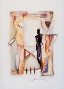 Dream Art Print - Alfred Gockel