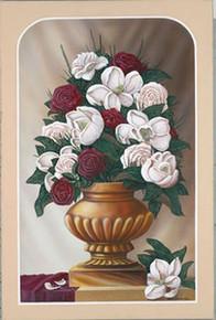 Vase II Art Print - David Gunther