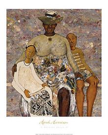 A Resting Place II (24 x 30) Art Print - April Harrison