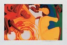 Sanctified Joy Art Print - Bernard Hoyes