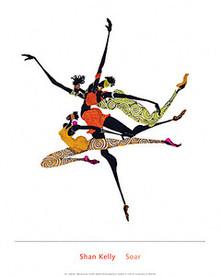 Soar Art Print - Shan Kelly