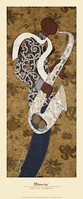 Blowin Art Print - Phyllis Stephens