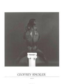Feeling Good (Male) Art Print - Geoffrey Sinckler