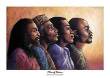 Men of Vision Art Print - Monica Stewart