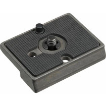 """Manfrotto 200PL-14 Rectangular Quick Release Plate with 1/4""""-20 Screw"""