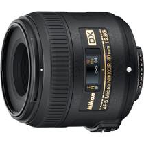 Nikon 40mm f/2.8G AF-S DX Micro Nikkor Lens
