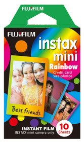 FUJI INSTAX MINI RAINBOX FILM