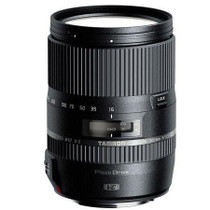 Tamron 16-300mm f/3.5-6.3 Di II VC PZD MACRO Zoom Lens, for Nikon AF Digital SLRs with APS-C Sensors, USA