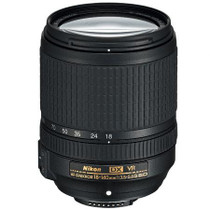Nikon 18-140mm f/3.5-5.6G ED AF-S DX (VR) Vibration Reduction Lens F/DSLR Cameras - U.S.A. Warranty