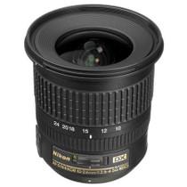 Nikon 10-24mm f/3.5-4.5G ED-IF AF-S DX Zoom Lens F/DSLR Cameras - U.S.A. Warranty