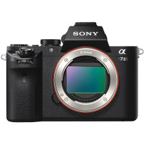 Sony Alpha a7II Mirrorless Digital Camera (Body Only) + FREE Extra Battery + 64gb Memory Card