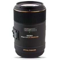 Sigma 105mm f/2.8 EX DG OS HSM Macro Lens for Canon EOS Cameras