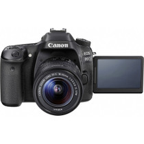 Canon EOS 80D DSLR with 18-55mm Lens + FREE 32gb Memory Card