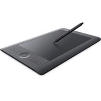 Wacom Intuos Pro Professional Pen & Touch Tablet (Black, Medium)