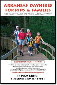 Arkansas Dayhikes For Kids and Families