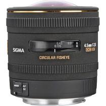 Sigma 4.5mm f/2.8 EX DC HSM Fisheye Lens for Canon Digital SLR