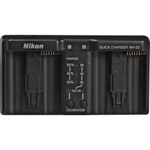 Nikon MH-22 Quick Charger for Nikon EN-EL4 & EN-EL4a Batteries