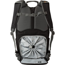 Lowepro Photo Hatchback Series BP 150 AW II Backpack (Black/Gray)