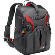 Manfrotto Pro-Light 3N1-36 Camera Backpack (Black)