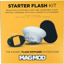 MagMod Starter Flash Kit, Includes MagSphere, MagGrid, MagGrip