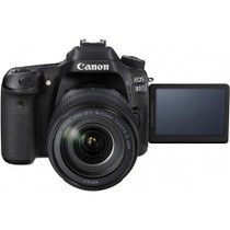 Canon EOS 80D DSLR with 18-135mm Lens + FREE 32gb Memory Card