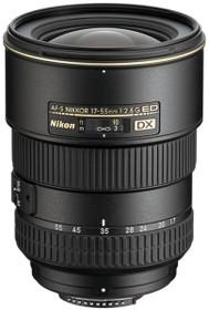 Nikon 17mm - 55mm f/2.8G ED-IF AF-S DX Autofocus Zoom Lens for Digital SLR Cameras
