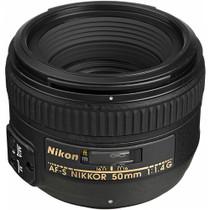 Nikon 50mm f/1.4G AF-S Auto Focus Nikkor Lens