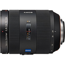 Sony 24-70mm f/2.8 Vario-Sonnar ZA Digital SLR 0.25x Zoom Lens with Super Sonic Wave Motor