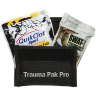 AMK Trauma Pack Pro with QuikClot & SWAT-T Tourniquet