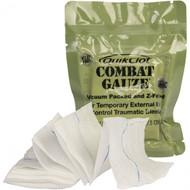 QUICKCLOT COMBAT GAUZE Z-FOLD Hemostatic Gauze