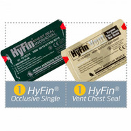 NAR USMC HyFin Chest Seal Combo Pack