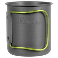 OLICAMP Aluminum Space Saver Mug (Hard Anodized)
