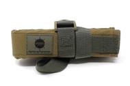 CLS/MI-TAC Strap Wrap (Coyote Brown/Ranger Green)