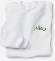 Irish Herself Crew Sweatshirt | Irish Rose Gifts