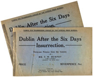 Dublin After the Six Days Insurrection - Photographic Booklet