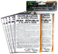 Republic Note Card Set ** MADE IN IRELAND **