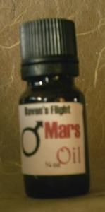 Mars Planetary Oil Blend