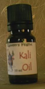 Kali  Goddess Oil Blend