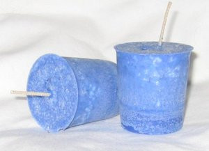 Meditation Magickal Votive Candle *Pam Wax*