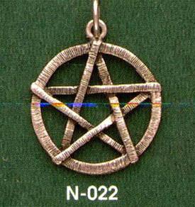 Infinity Pentacle Pendant