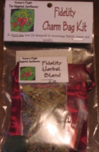 Fidelity Charm Bag Spell Kit
