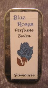 Blue Rose Perfume Balm