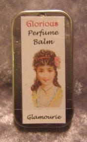 Glorious Perfume Balm