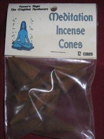 Meditation Magickal Herb Blend 1/2 oz
