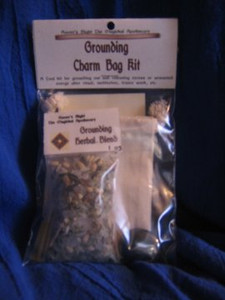 Grounding Charm Bag Kit