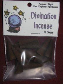 Divination Incense Cones
