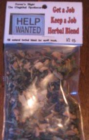 Get a Job Magickal Herb Blend
