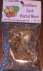 Gambler's Luck Magickal Herb Blend